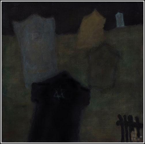 94ac4c1f25 2001. augusztus 14. Július közepén elkezdtem egy zsidó temetőt, 14 év után.  Megengedhetem magamnak. Hirtelen ötlet volt egy reggelen, ajándék egy  jótevőmnek ...